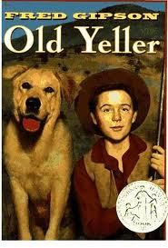 old yeller cover