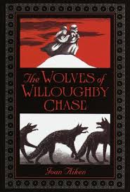 wolves of willoughby chase cover