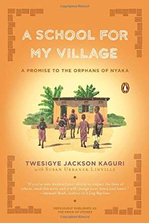 Village book cover