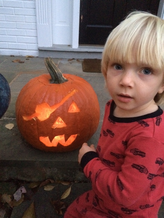 Wills Pirate Pumpkin