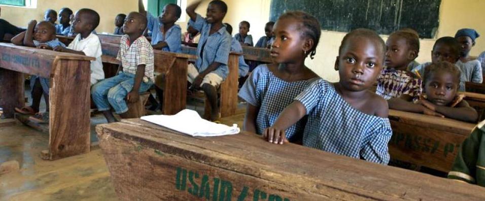 Nigerian children 3